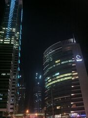 RealWorld Continental Residential Complex (Night)
