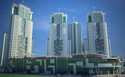RealWorld Pinnacle Residential Complex