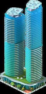 Ice Towers
