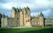 RealWorld Glamis Castle