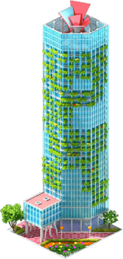 Exotic Tower