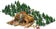 Sawmill Construction