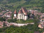 RealWorld Biertan Fortress