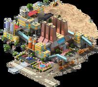 Silicon Industrial Complex L3