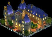 Breze Castle (Night)