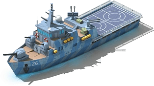 LCR-62 Landing Craft L1