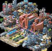 Petroleum Refinery L4