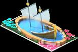 Sailing Ship Fountain