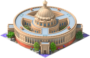 Parliament of Megapolis