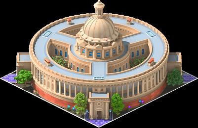 Parliament of Megapolis