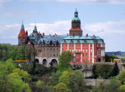 RealWorld Ksiaz Castle