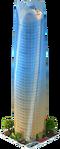Golden Corridor Tower