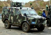 RealWorld AS-32 Armored Car