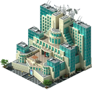 SIS Building (Prehistoric)