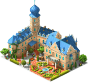 Callenberg Castle