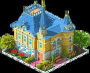 Russian Manor