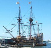 RealWorld Mayflower Monument