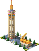 Gold TEL-67 Monument