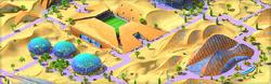 Habitable Dunes Background