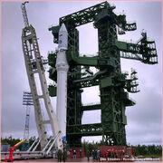 RealWorld Spaceship Launchpad