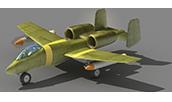 A-23 Assault Plane L1