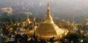 RealWorld Shwedagon Pagoda