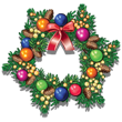 Asset Christmas Wreath