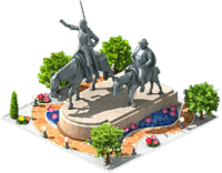 Don Quixote Monument