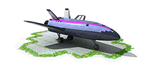 Icon SS-42 Spaceship