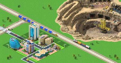 Industrial Complex Popup