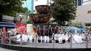 RealWorld Pavilion Crystal Fountain