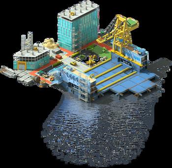 Drydock Construction