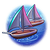 Contract Nighttime Yacht Regatta