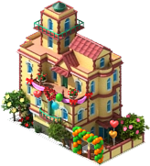Colonist Residence (Valentine's Day)