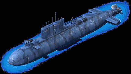 DS-55 Diesel Submarine L1