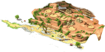 Mountain Settlement Construction