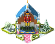 Nutcracker's House