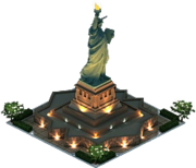Statue of Liberty (Night)