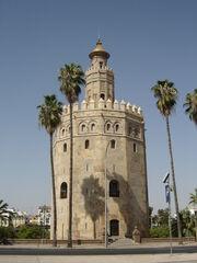 RealWorld Seville's Golden Tower