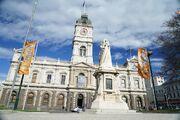 RealWorld Ballarat Town Hall
