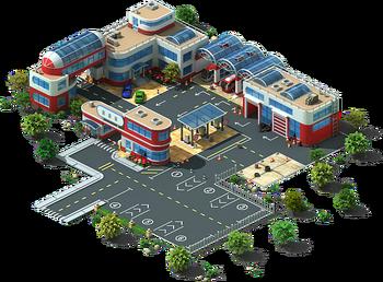 Bus Station L2