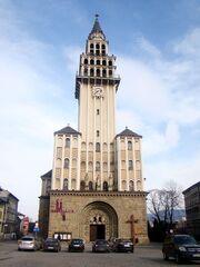 RealWorld Bielsko-Biala Cathedral of St Nicholas