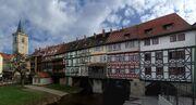 RealWorld Erfurt Merchants' Bridge