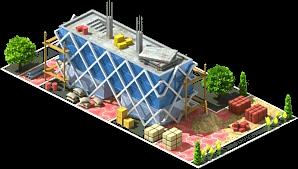 Traffic Controller School Construction