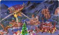 Banner Santa's Village 2