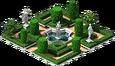 Decoration Sabatini Gardens