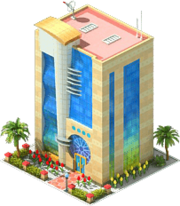 Dubai Bank Building
