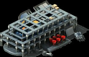 SS-57 Spaceship Locked