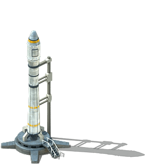 MS-13 Manned Rocket L0