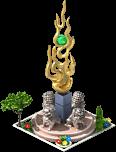 'Jade Eye' Sculpture